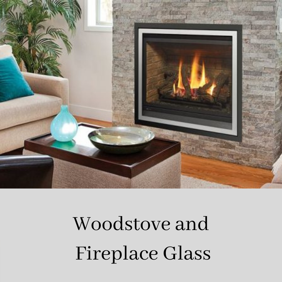 Woodstove and Fireplace Glass